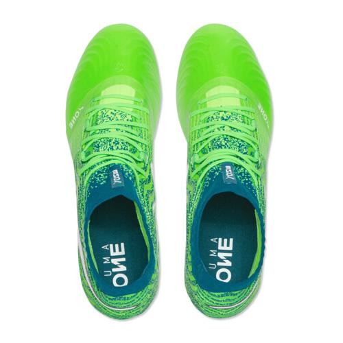 彪马104527 ONE 18.1 FG男子足球鞋图4高清图片