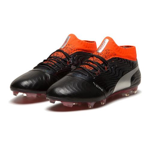 彪马104527 ONE 18.1 FG男子足球鞋图7高清图片