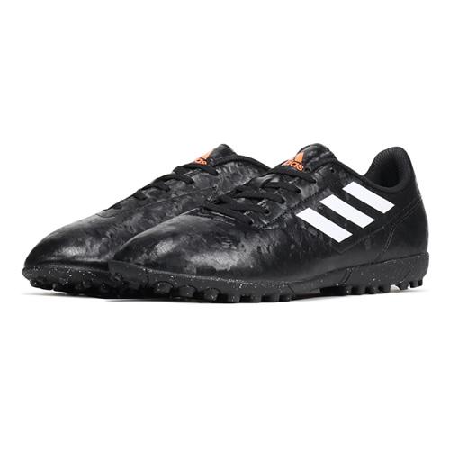 阿迪达斯Conquisto II TF男子足球鞋(黑色)图5高清图片