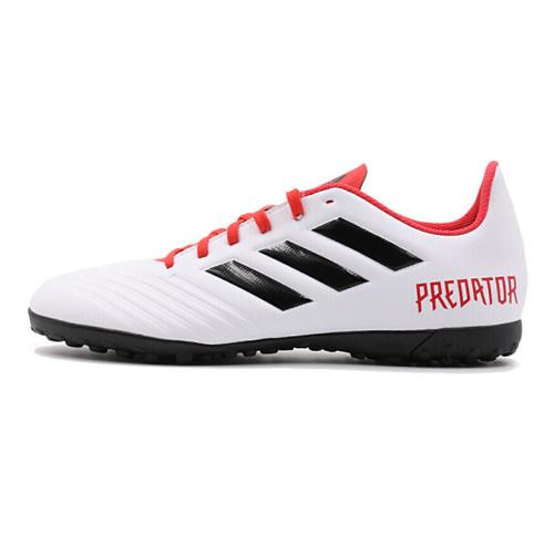 阿迪达斯CP9932 Predator 18.4 TF男子低帮足球鞋图1高清图片