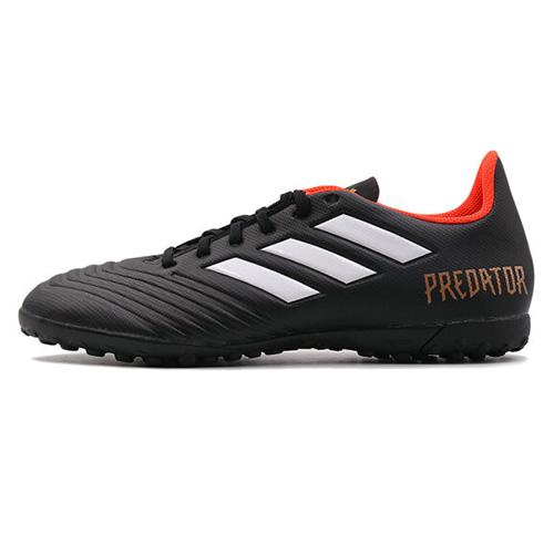 阿迪达斯CP9272 Predator 18.4 TF男子低帮足球鞋图1高清图片