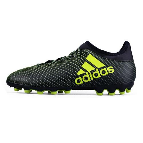 阿迪达斯BY8894 X 17.3 AG男子低帮足球鞋