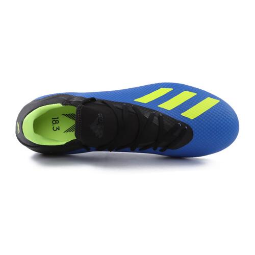阿迪达斯CG7163 X 18.3 AG男子足球鞋图4高清图片