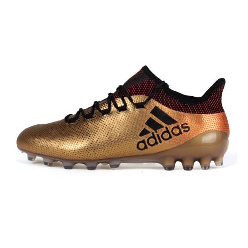 阿迪达斯CP9168 X 17.1 AG男子足球鞋