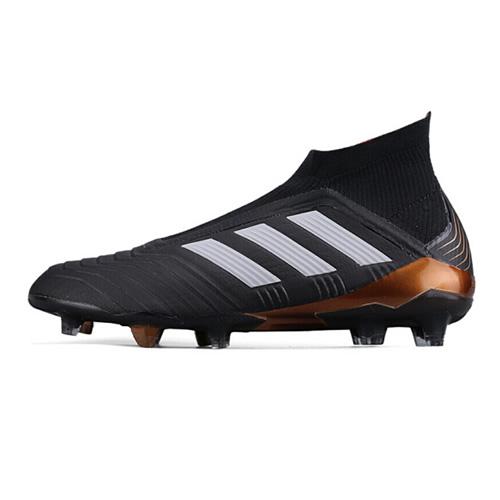 阿迪达斯BB6316 PREDATOR 18+ FG男子足球鞋