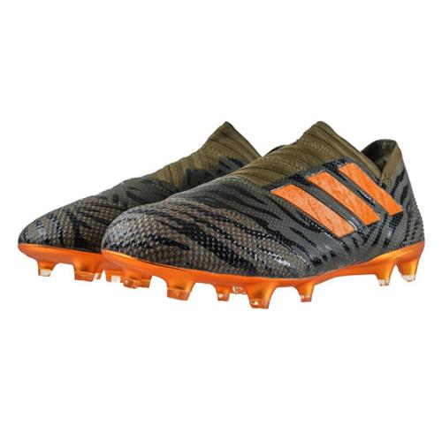 阿迪达斯CP8931 NEMEZIZ 17+ FG男子足球鞋