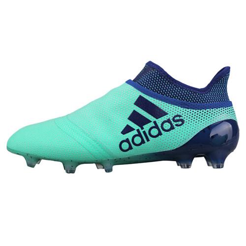 阿迪达斯CM7713 X 17+ FG男子足球鞋