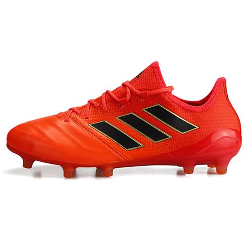 阿迪达斯S77043 ACE 17.1 FG LEATHER男子足球鞋
