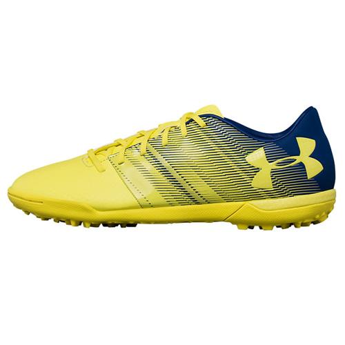 安德玛1289539男子TF足球鞋