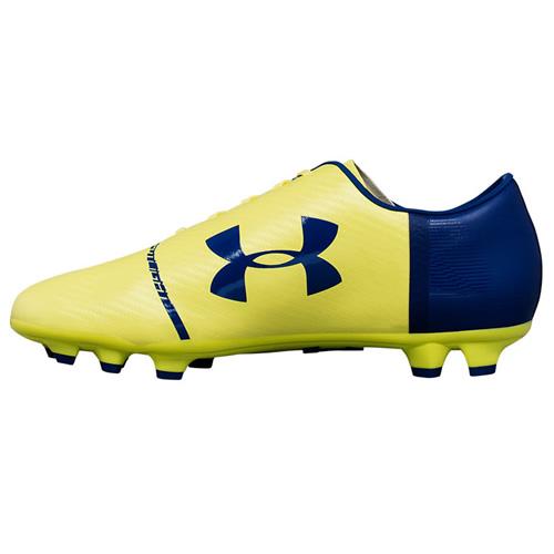 安德玛1289533男子FG足球鞋