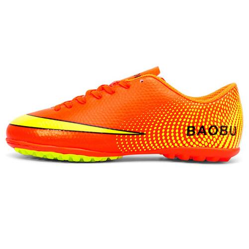 豹步8006-2男女TF足球鞋