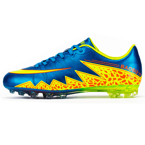豹步8008-1男子AG足球鞋