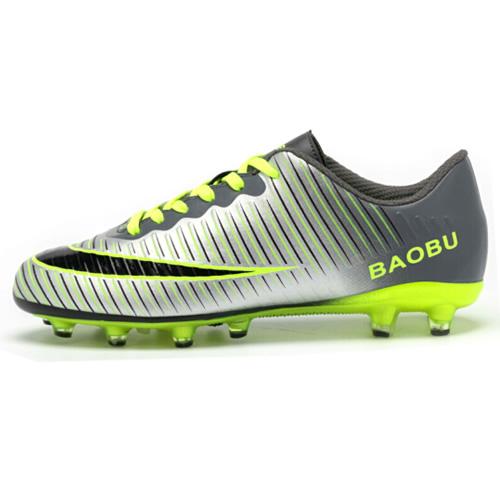 豹步613-1男女AG足球鞋