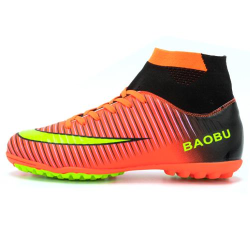 豹步616-2男女TF足球鞋
