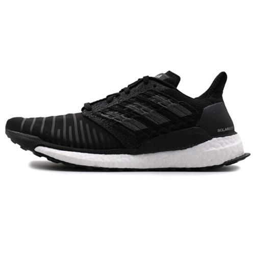 阿迪达斯CQ3171 SOLAR BOOST M男子跑步鞋