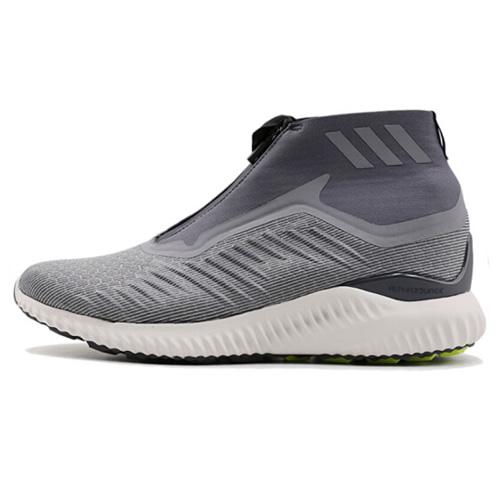 阿迪达斯BW1385 alphabounce zip m男子跑步鞋