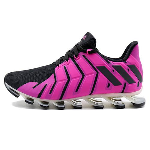 阿迪达斯AQ7566女子跑步鞋