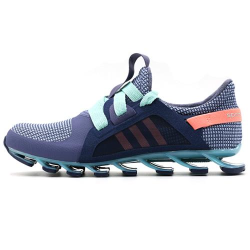 阿迪达斯AQ5284女子跑步鞋