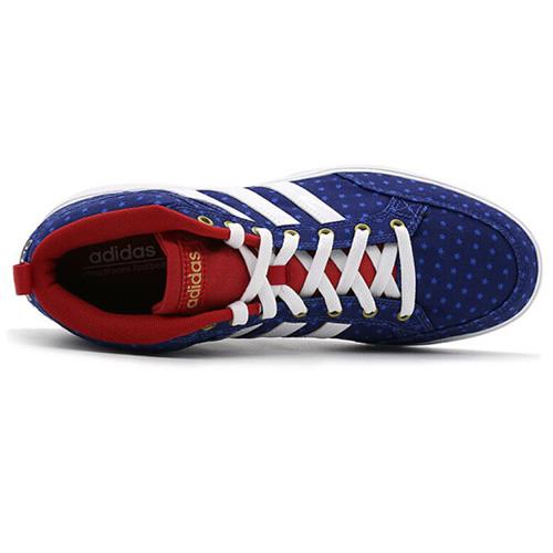 阿迪达斯B74384男女网球鞋图4高清图片