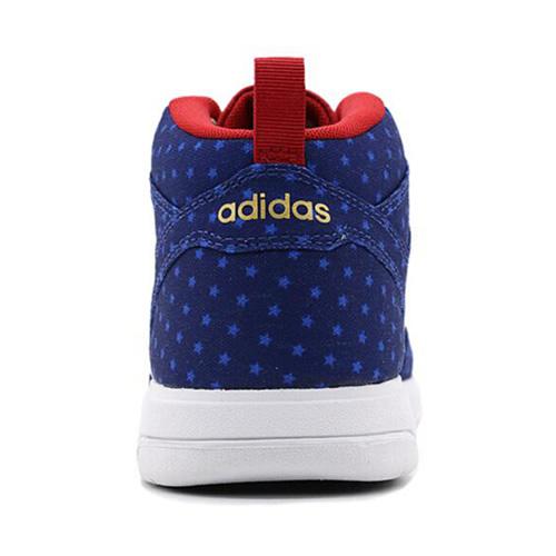 阿迪达斯B74384男女网球鞋图3高清图片