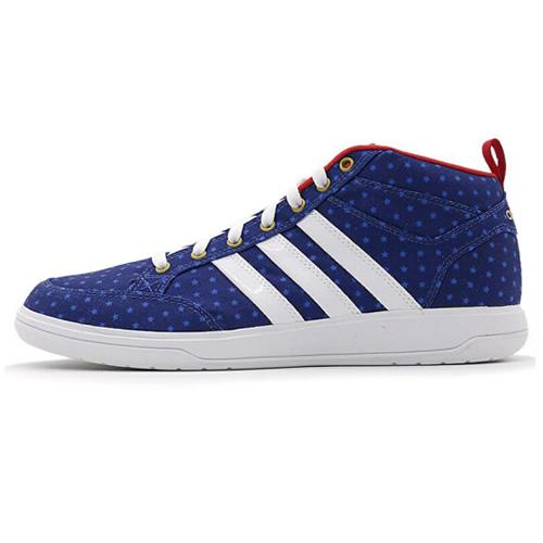阿迪达斯B74384男女网球鞋