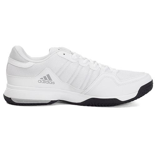 阿迪达斯BB3325 barricade court男女网球鞋图2高清图片