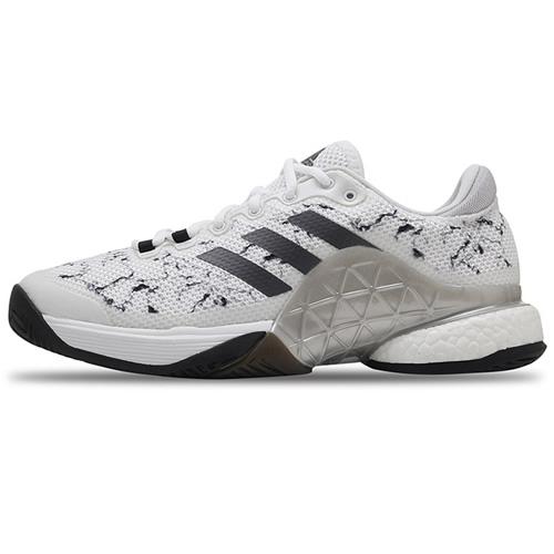 阿迪达斯CG3089 Barricade 2017 boost男子网球鞋