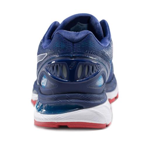 亚瑟士T801N GEL-NIMBUS 20男子跑步鞋图2高清图片