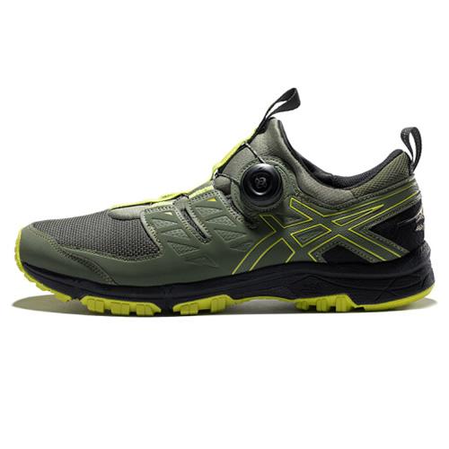亚瑟士T7F2N GEL-FujiRado男子跑步鞋