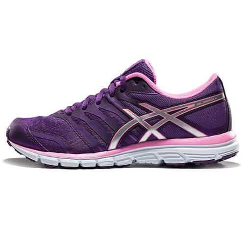 亚瑟士T5K8N GEL-ZARACA 4女子跑步鞋图1高清图片
