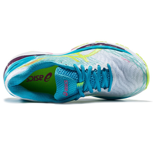 亚瑟士T650N GEL-NIMBUS 18女子跑步鞋图3高清图片