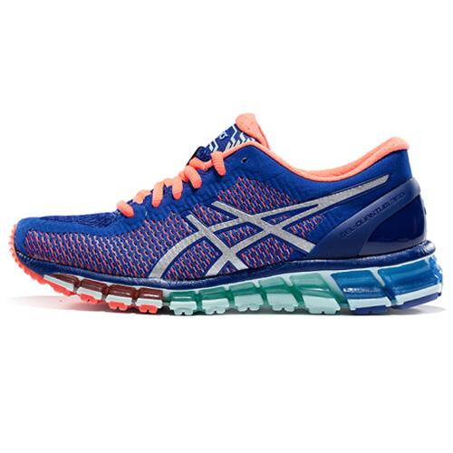 亚瑟士T6G6N GEL-QUANTUM 360 CM女子跑步鞋