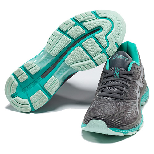 亚瑟士T7C8N GEL-NIMBUS 19女子跑步鞋图4高清图片