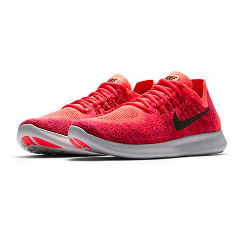 舒适轻质:Nike Free RN Flyknit上脚测评