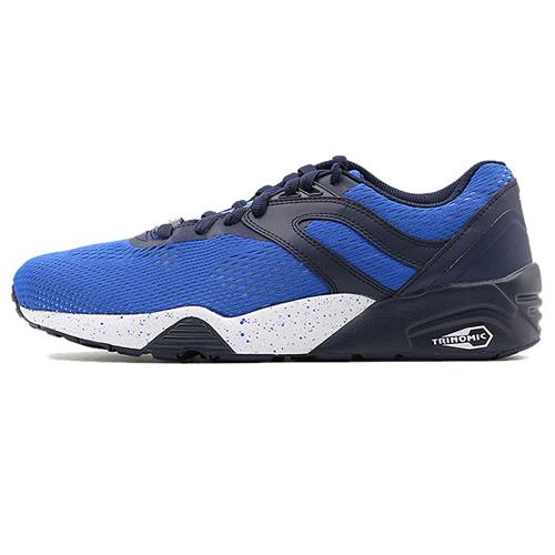 彪马361925 R698 Eng Mesh Block男子跑步鞋图1高清图片
