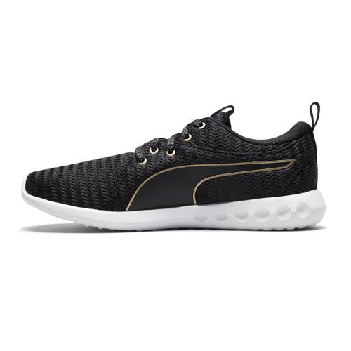 彪马190044 Carson 2 Metallic女子跑步鞋