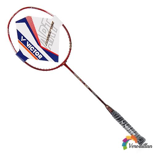 VICTOR胜利TI99羽毛球拍使用感受