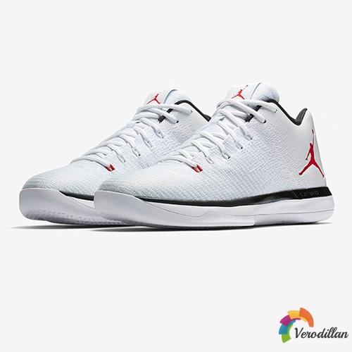 Air Jordan XXXI Low篮球鞋实战测评