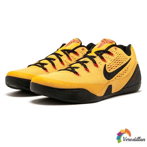 耐克Kobe9 EM篮球鞋实战测评