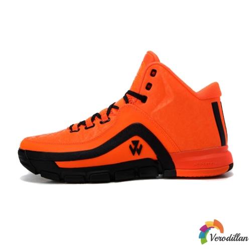 阿迪达斯J Wall 2篮球鞋实战测评