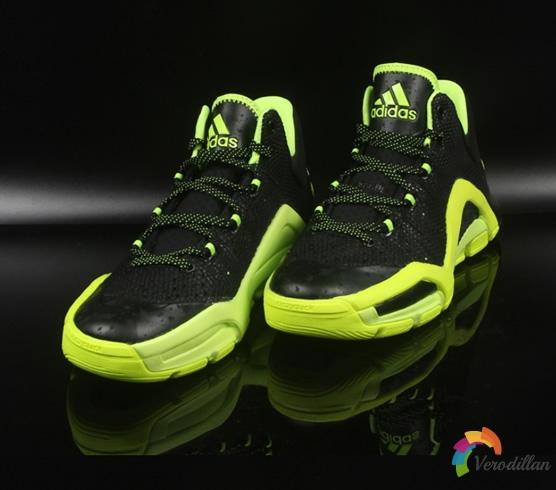阿迪达斯CrazyQuick 3篮球鞋实战测评