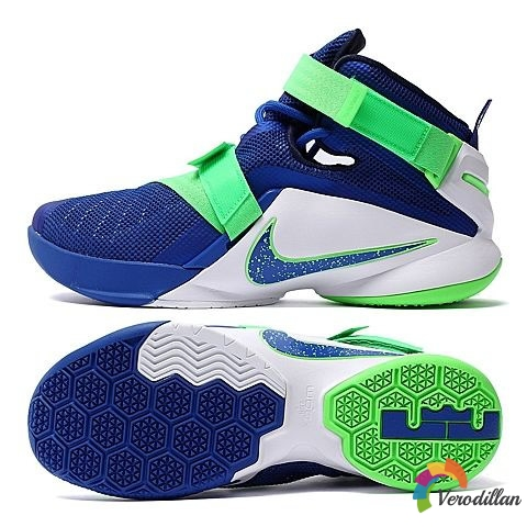 耐克LeBron Soldier IX篮球鞋实战测评