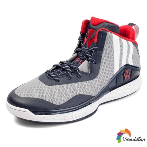 阿迪达斯J Wall 1篮球鞋实战测评