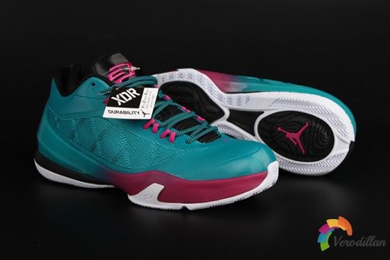 Jordan CP3.VIII篮球鞋实战测评