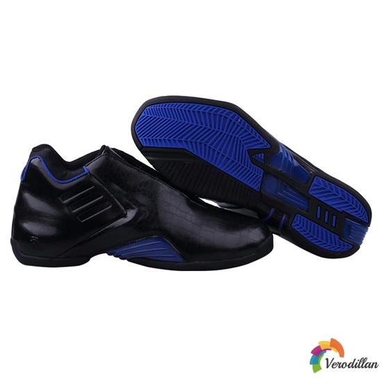 阿迪达斯TMAC3篮球鞋实战测评