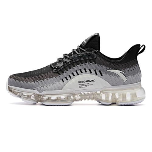 安踏91845500男子跑步鞋