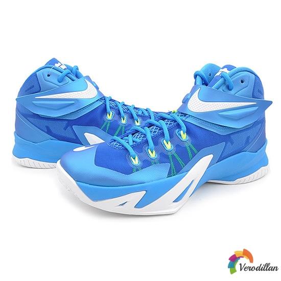 耐克Zoom Soldier 8篮球鞋实战测评1