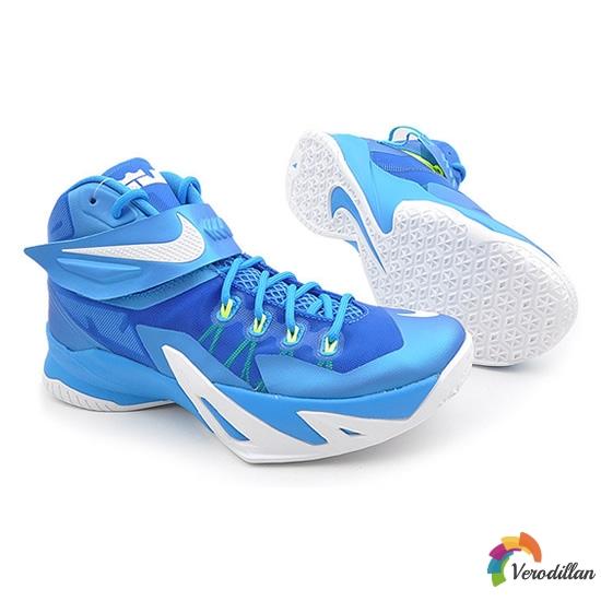 耐克Zoom Soldier 8篮球鞋实战测评