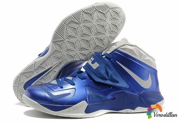 耐克Zoom Soldier 7篮球鞋实战测评