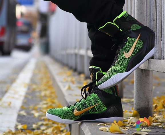 耐克Kobe 9 Elite篮球鞋实战测评